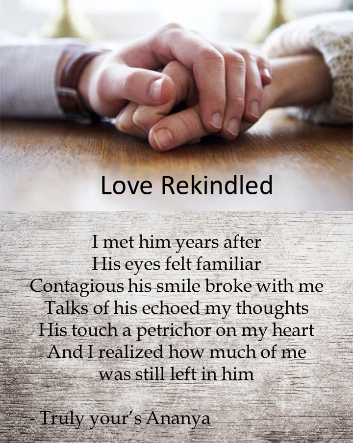 love rekindled