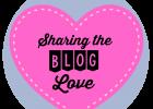 Sharing the blog love